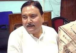 saradha scam ahead of cbi grilling bengal minister in