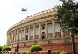 govt embarrassed in lok sabha opposition forces deferment