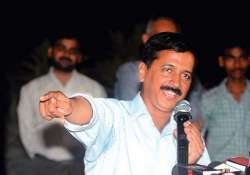 kejriwal to announce formal entry into politics tomorrow