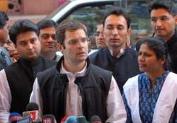 mixed bag for rahul s youth brigade in rejig