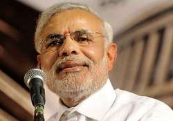narendra modi moots special courts to try criminal
