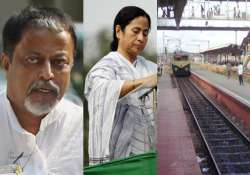 trinamool s exit revives hopes for indian railway