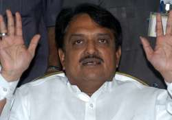 vilasrao deshmukh s ashes immersed in river at yavatmal
