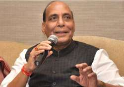 will resolve upsc exam row in a week rajnath singh