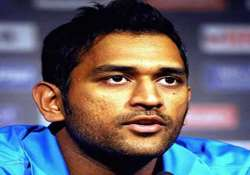 champions trophy dhoni says sri lanka are a dangerous side