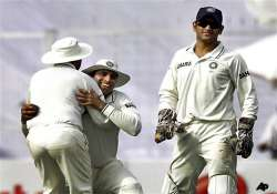 dhoni criticises eden pitch for lacking in turn and bounce