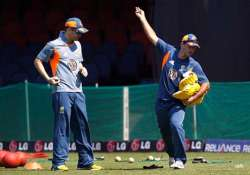 don t want to over experiment with team combination ponting