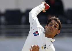 icc suspends saeed ajmal for illegal action