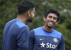 no scope for relaxation in international cricket saha