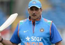 bcci may ask ravi shastri to remain team director till icc