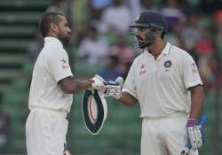 india 239 0 against bangladesh on day 1 of fatullah test