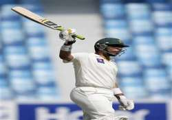 misbah shafiq keep south africa at bay in 2nd test