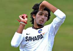 my role is defensive with new ball says ishant