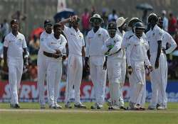 sl vs pak pakistan dismissed for 180 sri lanka eyes victory
