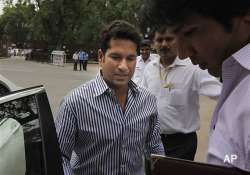 sachin tendulkar steals limelight in parliament