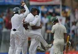 sri lanka vs pakistan scoreboard 2nd test day 5