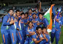 you are sports stars of tomorrow pm to u 19 team