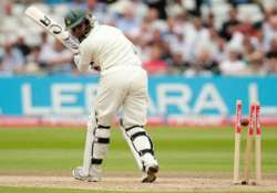 zimbabwe pak test series at stake players threaten to go on