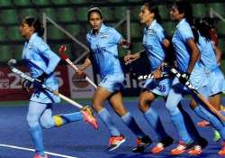 south asian games india clinch gold in women s hockey