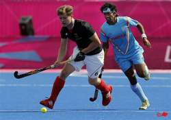 india lose to germany crash out of olympic hockey semifinal