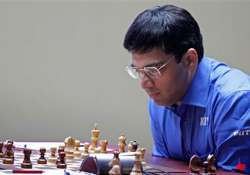 anand strikes back to level scores