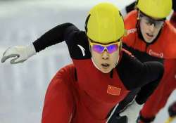china speedskater champ wang likely to miss sochi