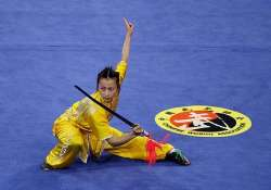 asian games two indians in quarterfinals in wushu
