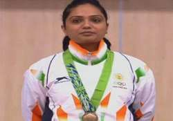 asian games shweta shoots first medal for india wins bronze