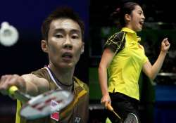 lee shixian win india open titles
