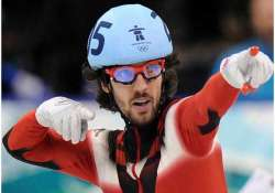 olympic short tracker hamelin is a medal machine