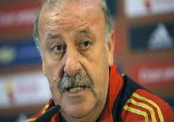 brazil world cup will be toughest ever says del bosque