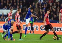 leicester draws 0 0 with sunderland in epl