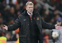 moyes had banned potato chips at manchester united