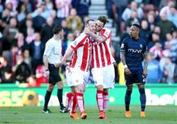 southampton s epl top 4 bid blown by late stoke goal in loss