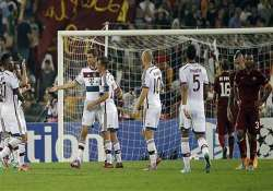know how champions league resumed with a flurry of goals