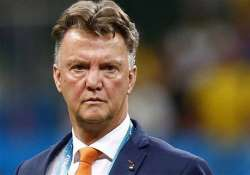united will win title within two years van gaal