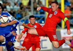 england qualifies for euro 2016 rooney ties scoring record