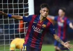 neymar could be forced to leave barcelona father