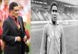 know about the black panther of soccer eusebio