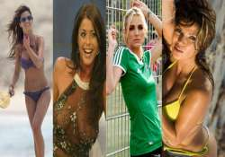 meet the 10 hottest soccer hosts