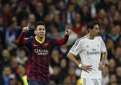 mixed reactions after barcelona win controversial el