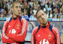 ribery benzema charged with soliciting a minor