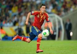 villa says wcup to be his last event with spain