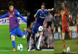 who has the best attack in european football