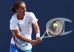 no. 6 dolgopolov ousted from first round in chile