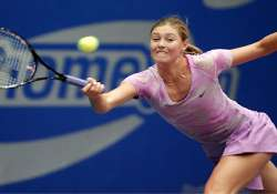 sharapova loses stosur in pan pacific semifinals