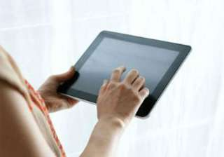 tablets will comprise half of first time computer...