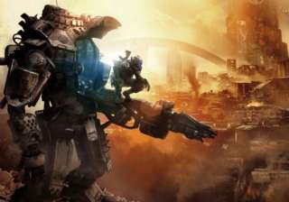 titanfall a beauty and beast of a game - India TV