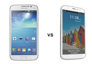 a comparison micromax canvas doodle 2 vs samsung...