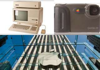 a photographic history of apple products in...